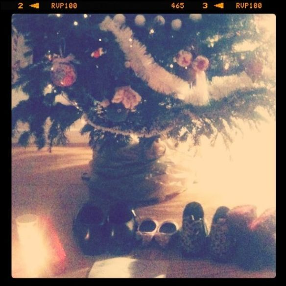 sapin souliers