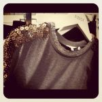 sweat sequins2 Claudie Pierlot