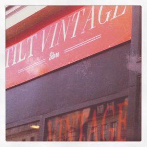 Tilt Vintage facade